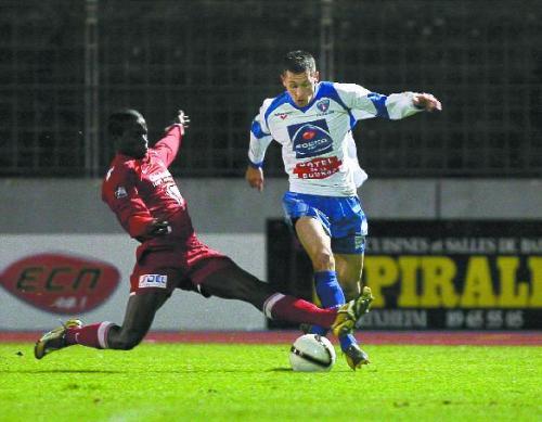 [CFA] FC Mulhouse / Raon l'Etape - Page 2 Regnie12