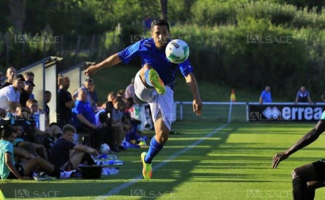 [Amical] Racing Besançon / FC Mulhouse Samir-11