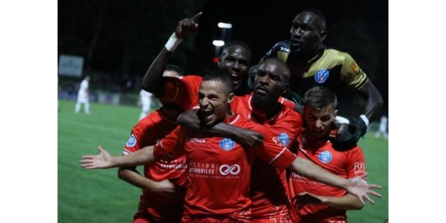 [N3] 3ème journée: FC Saint Louis Neuweg - FC Mulhouse  Title-78