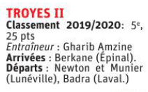 [N3] 2ème journée: ESTAC Troyes II - FC Mulhouse Troyes12