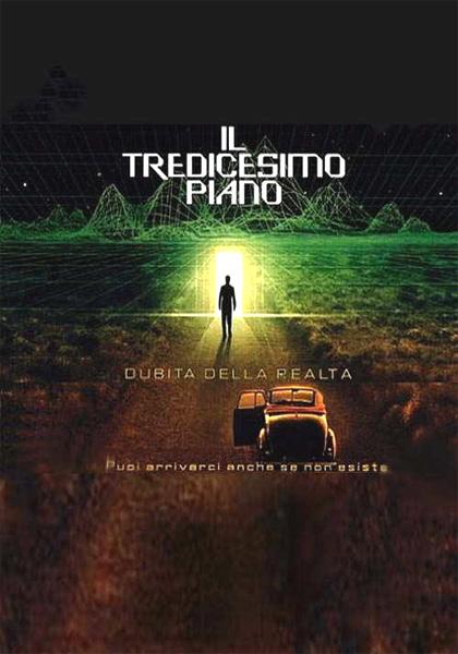 FILM DVD - Il tredicesimo piano Locand12