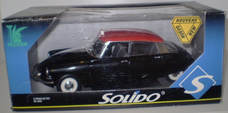Citroën DS 1/18° SOLIDO Solido16