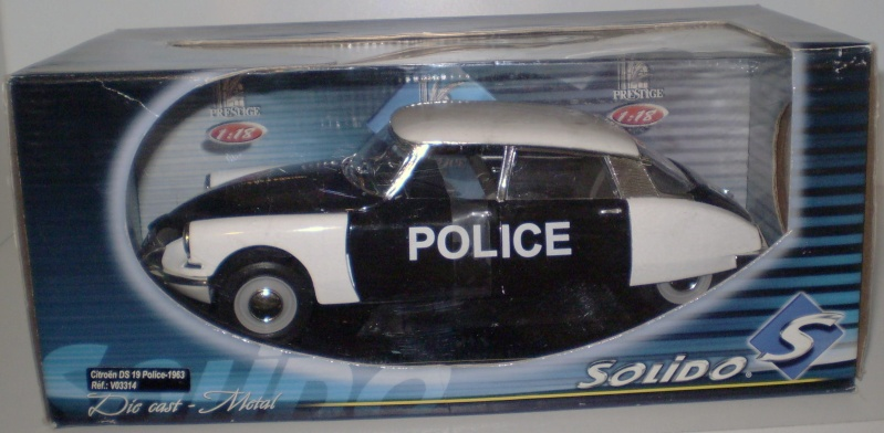 Citroën DS 1/18° SOLIDO Solido18