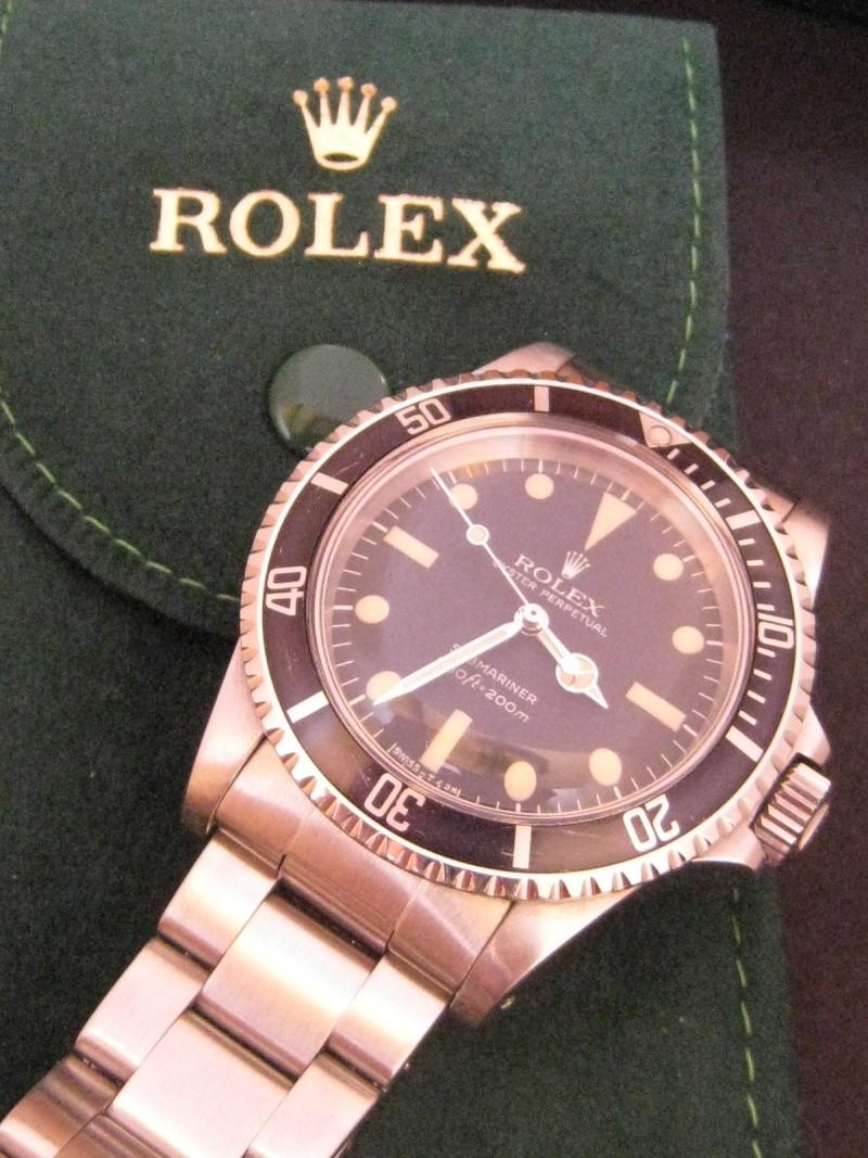 Daytona - Quelle est la montre qui a fait votre joie en 2008 ? Photo135
