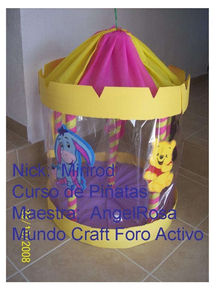 Curso de Piñatas - Oct 2008 Slide110
