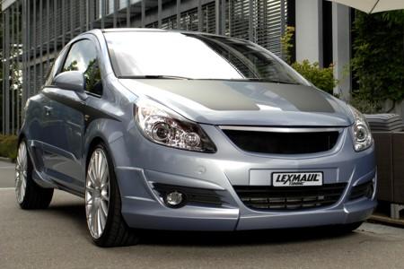Lexmaul Opel Corsa D: Klein aber richtig fein Lexmau12