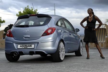 Lexmaul Opel Corsa D: Klein aber richtig fein Lexmau14