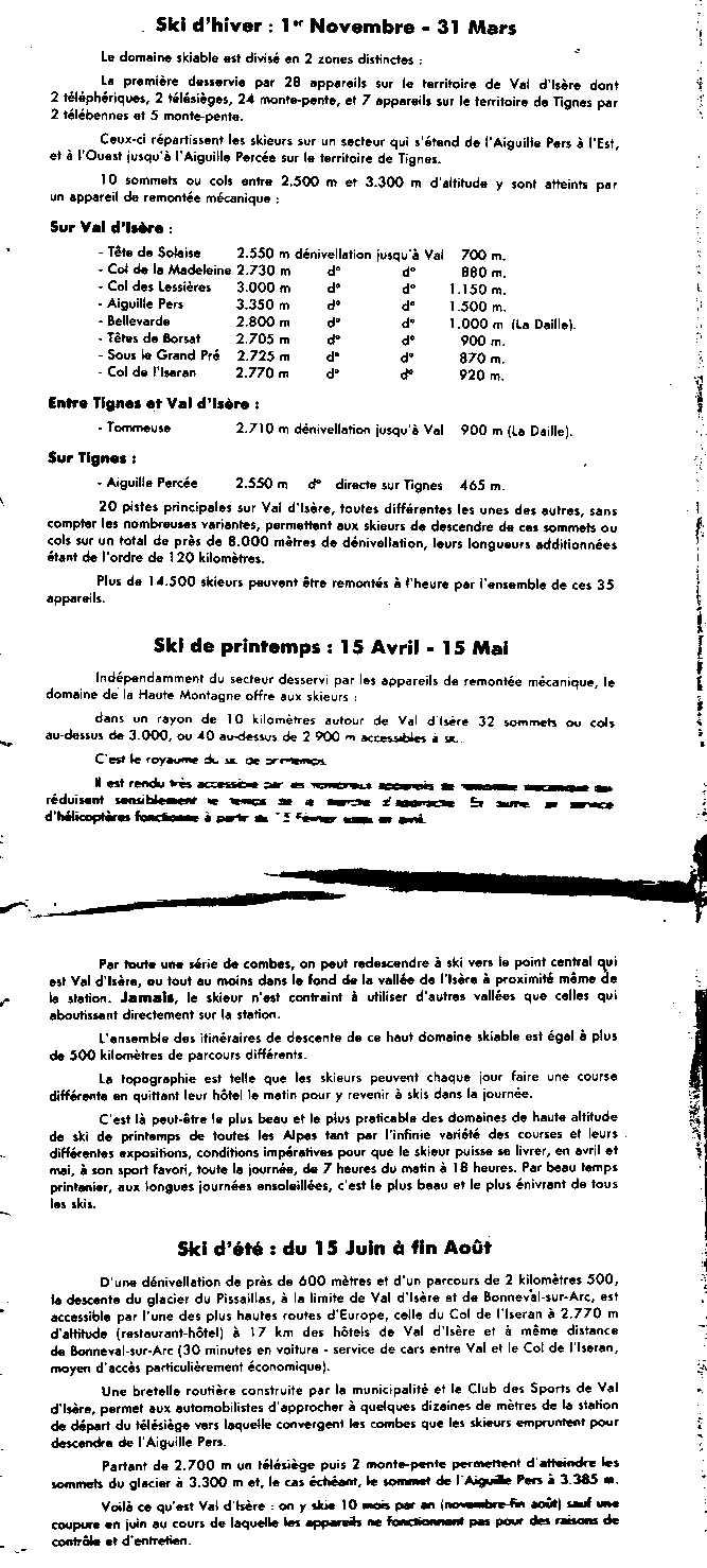Plan évolutif Tignes/Val d'Isère Img07710