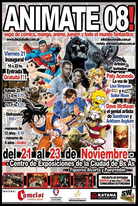 EXPO animate 2008 Noviembre Public10