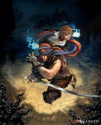 Prince of Persia para PS3 Prince10