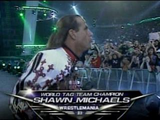 Shawn veut un match! 02411
