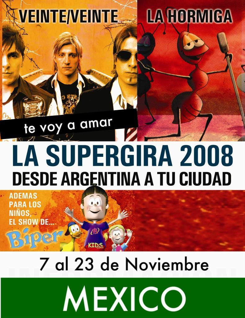20/20 en Mexico Poster10