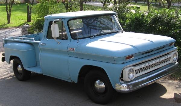 1965 Chevy Pickup StepSide 12088110