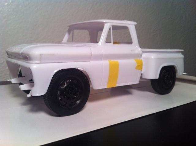 1965 Chevy Pickup StepSide 65chev10