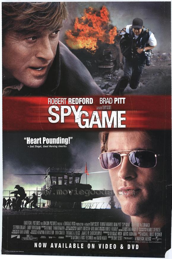 فلم الاكشن الرائع Spy Game مترجم dvd 13911