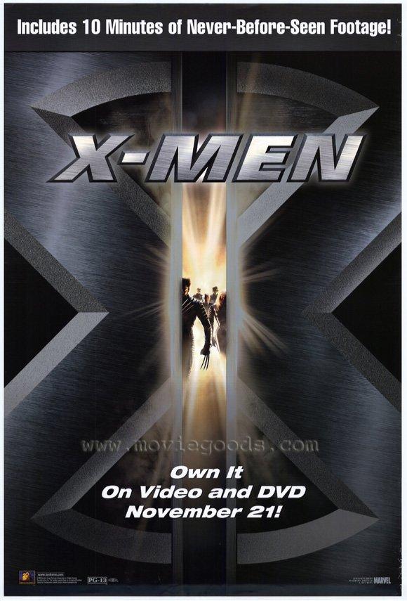 فلم الاكشن الجزء الاول X-Men I  مترجمة 176