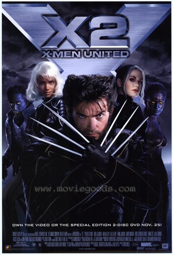 الجزء الثاني من فلم X-Men II مترجمة 273