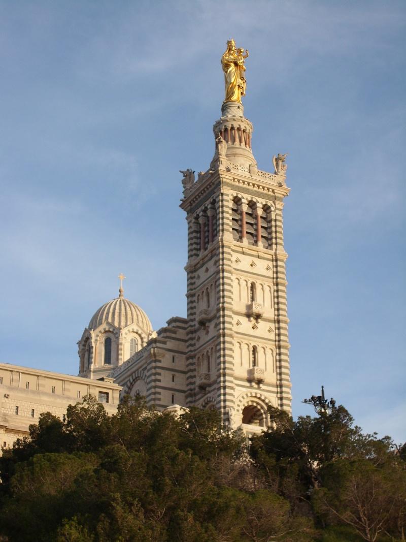 Marseille et la vierge de la Garde Sl276313