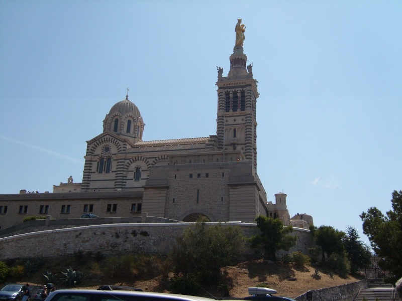 Marseille et la vierge de la Garde Sl277612