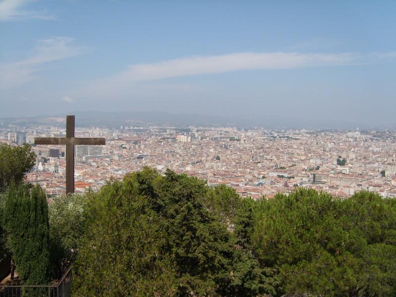 Marseille et la vierge de la Garde Sl277613