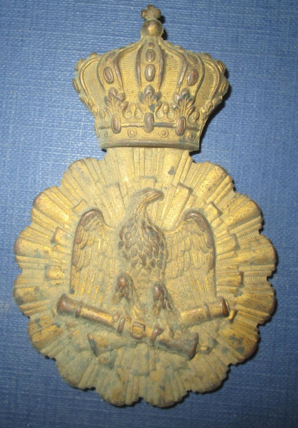 plaque de giberne Second Empire? Img_0610