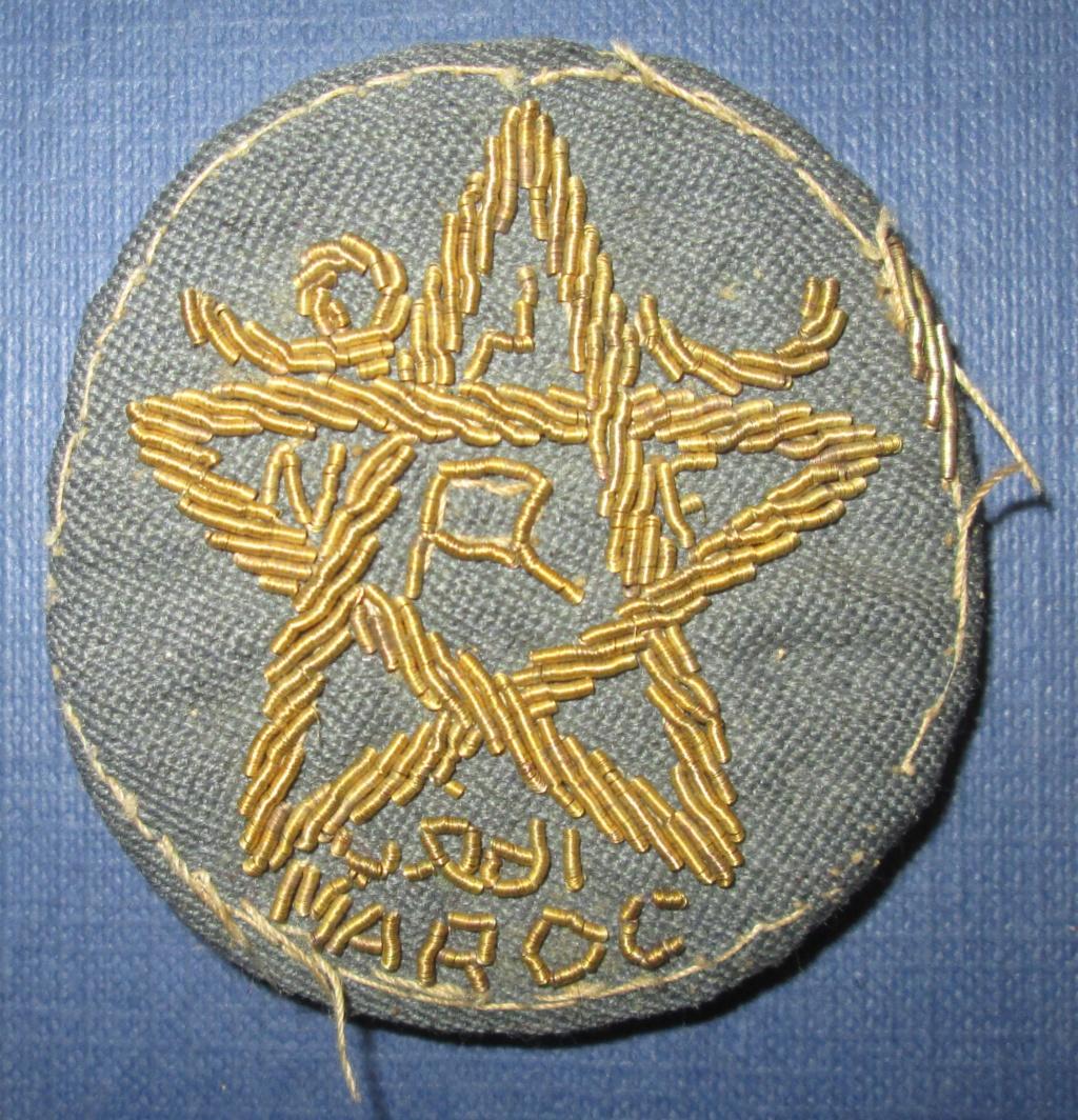 Insigne de Casquette Maroc? Img_7211