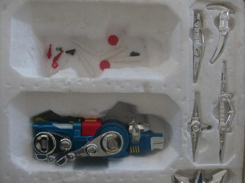 Golion Voltron Jaguarobot CM 30 Diecast Metal anni 80  Hpim4919