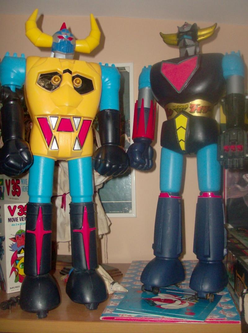 Goldrake Atlas Ufo Robot +Gaiking Jumbo loose  Hpim5010