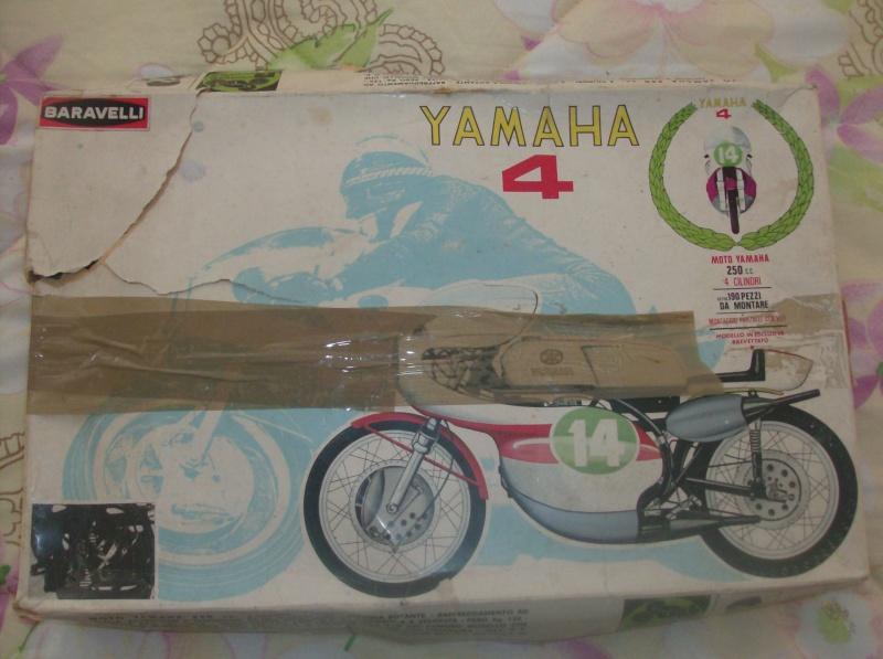 Baravelli Kit Montaggio moto Yamaha 250 cc 4 cilindri anni 60 70 Vintage  Hpim5011