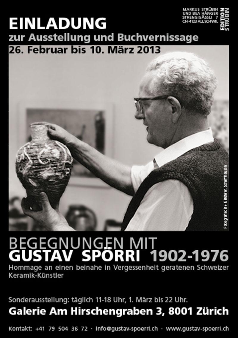 Gustav Spörri Exhibition & Book Spoerr10