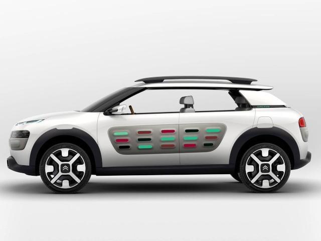 2014 - [FUTUR MODELE] Citroën C4 Cactus [E31] (photos p.54) - Page 2 Airbum10