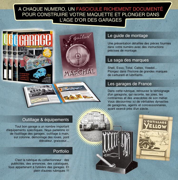 [1/43] LE GARAGE MODERNE ! (Hachette Collection) Garage10