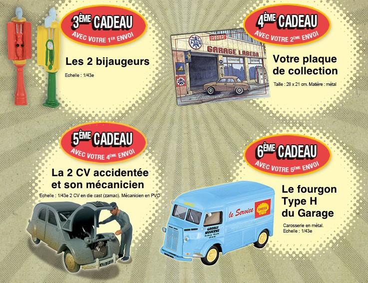 [1/43] LE GARAGE MODERNE ! (Hachette Collection) Garage13