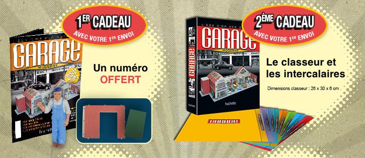 [1/43] LE GARAGE MODERNE ! (Hachette Collection) Garage15