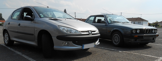 Peugeot 206 1.4HDi 68hp stage 1. Sign2010