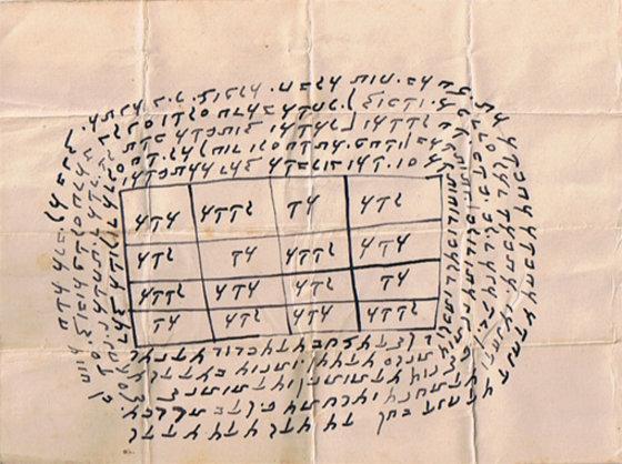 أسماء الطهاطيل الثمانية هي Khatam12