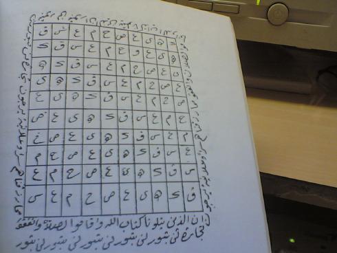 شرح كهيعص حم عسق Khatam16