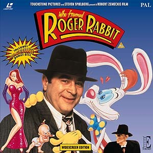 """ROGER RABBIT """"Who Framed""""  (Ljn)  1988 00a10"""