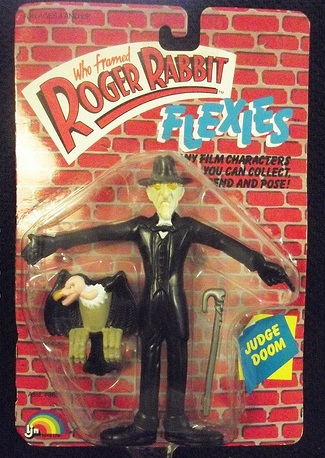 "ROGER RABBIT ""Who Framed""  (Ljn)  1988 0512"
