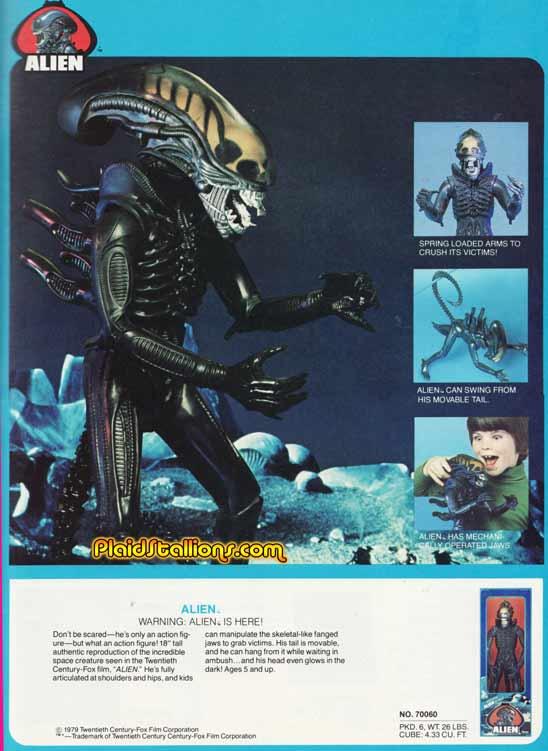 Alien (Kenner) 1979 Alien_15