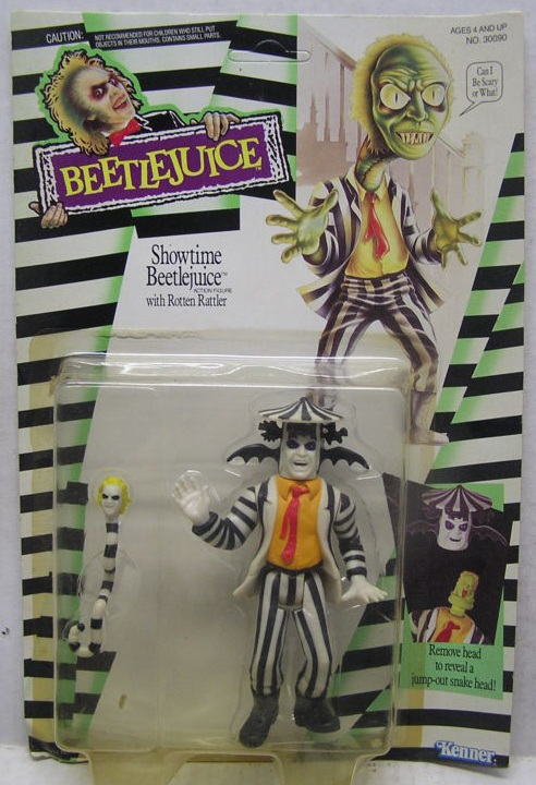 BEETLEJUICE  (Kenner)  1989 Bj_0210