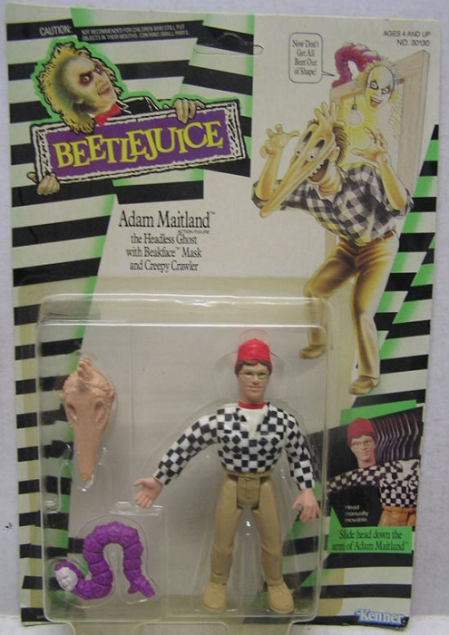 BEETLEJUICE  (Kenner)  1989 Bj_0410