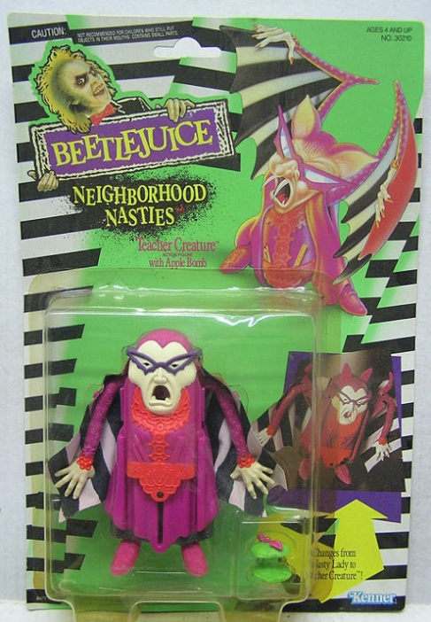 BEETLEJUICE  (Kenner)  1989 Bj_0910