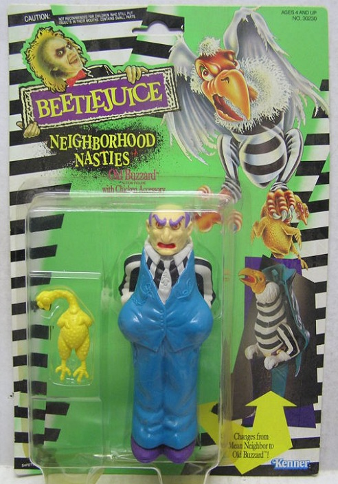 BEETLEJUICE  (Kenner)  1989 Bj_1010
