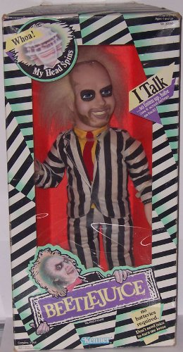 BEETLEJUICE  (Kenner)  1989 Bj_1310