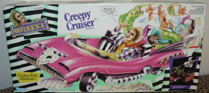 BEETLEJUICE  (Kenner)  1989 Bj_2110