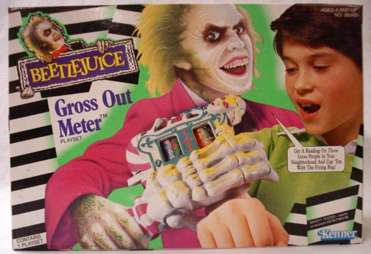 BEETLEJUICE  (Kenner)  1989 Bj_2310