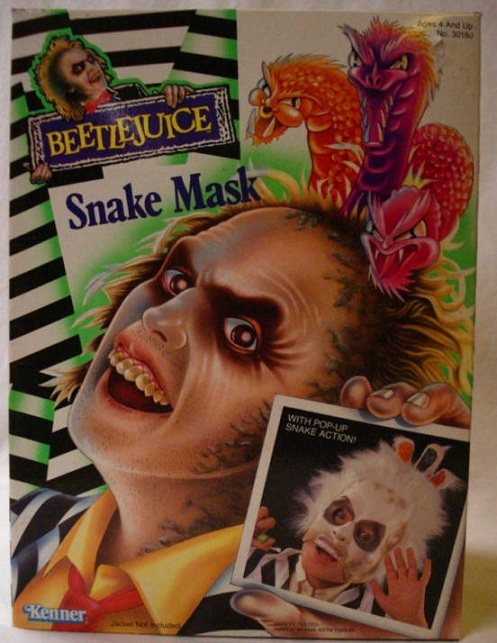 BEETLEJUICE  (Kenner)  1989 Bj_2410
