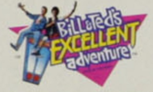 BILL & TED'S EXCELLENT ADVENTURE  (Kenner)  1991 Bt_0010