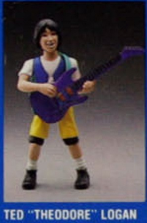 BILL & TED'S EXCELLENT ADVENTURE  (Kenner)  1991 Bt_0510